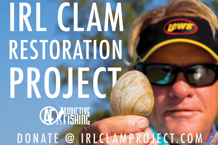 IRL Clam Restoration Logo